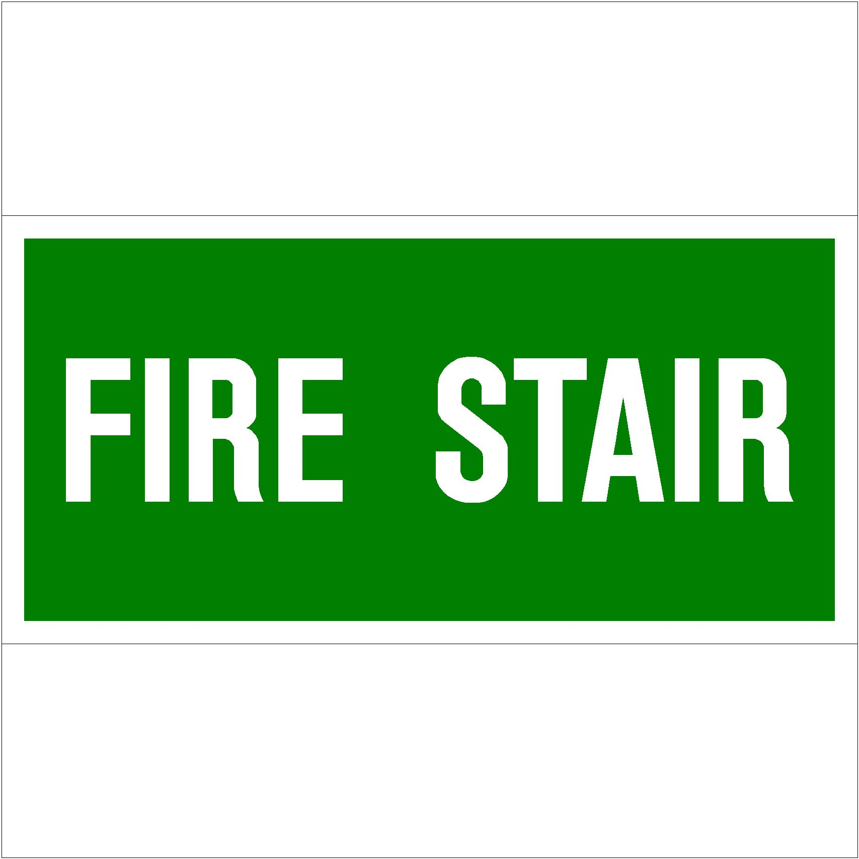 Fire Stair