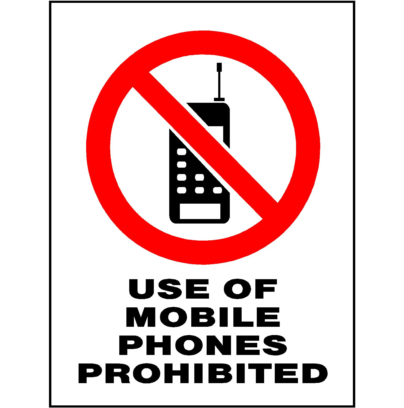 Use of Mobile Phones
